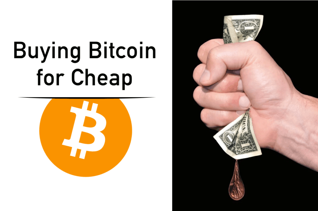 buy bitcoin lowest fees